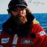 Русский путешественник и исследователь Федор Конюхов. Фотография с автографом. Из личной коллекции