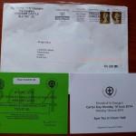 Билеты на Служение Благороднейшего Ордена Пядвязки 2014