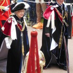 Ее Величество Королева Великобритании Елизавета II и Его Высочество Принц Филип Герцог Эдинбургский