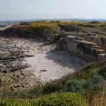 Руины порта Дор