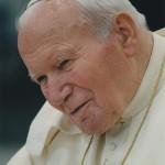 Иоанн Павел II, автограф на официальной фотографии. Из личной коллекции