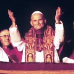 16 октября 1978 г.  избрание Папы Иоанна Павла II