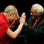 Десмонт Туту и Далай Лама XIV