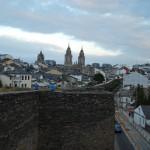 Вид на Луго с Крепостной стены