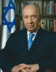Автограф экс-президента Израиля и лауреата Нобелевской Премии Мира Шимона Переса. Из личной коллекции