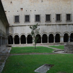 Cloister of Girona Cathedral