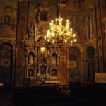 Santiago de Compostela Cathedral's interior