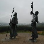 Monument to pilgrims