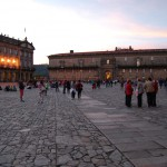 Square in front of the cathedral