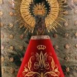 Статуэтка Богоматери Пилар