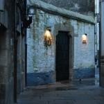Streets of Santiago de Compostela