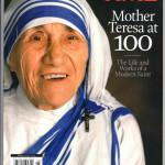 Журнал TIME, посвященный 100-ю со дня рождения Матери Терезы. 2010 г. Из личной коллекции