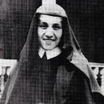 Мать Тереза в молодости
