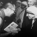 Мать Тереза и Далай лама XIV