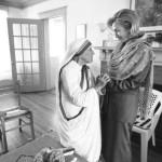 Мать Тереза и Хиллари Клинтон