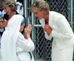 Мать Тереза и Принцесса Диана