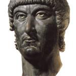 Константин Великий. 336-337 г.г. Бронза. Рим, Капитолийские музеи.