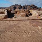 Место, где в древности находился огромный алтарь
