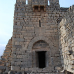 Entrance to al-Azraq Castle