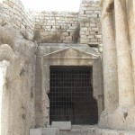 King Jehoshaphat's Tomb (behind the Tomb of Absalom)