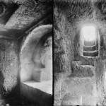Внутренний вид гробницы Авессалома