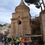 Гробница Авессалома в Кедронской долине. Иерусалиам.