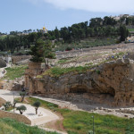 Кедронская долина. Иерусалим