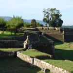 Крепостные сооружения города Валенки (Португалия)