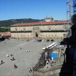 Гостиница Parador de los Reis Catolicos