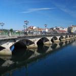 Ancient Bridge in Pontevedra