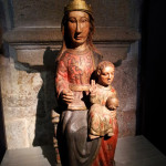 Exhibit item of the museum of the Cathedral of Santiago de Compostela (2)