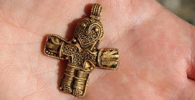 Новая датская христианская реликвия