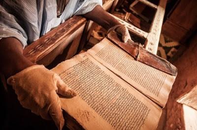 Исчезающее наследие: заброшенные библиотеки посреди пустыни