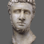 Herod the Great. Marble Bust. (© MFS, Boston)