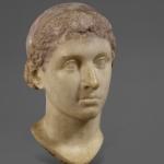 Queen Cleopatra. Marble Bust.  (©bpk, Antikensammlung, Staatliche Museen zu Berlin. Johannes Laurentius)