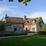 House, where William Shakespeare was born