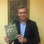 Author of the book Shining Altai V. A. Ryzhkov