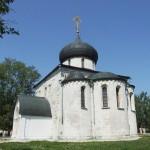 Георгиевский собор в Юрьеве-Польском