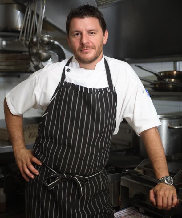 Шеф повар ману фидель австралия